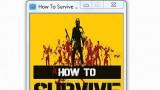How to Survive Трейнер +9