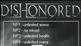 Dishonored: The Knife of Dunwall Трейнер +8
