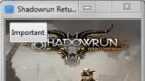 Shadowrun Returns: Dragonfall Трейнер +4