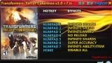 Transformers: War for Cybertron Трейнер +7
