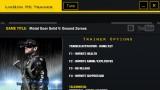 Metal Gear Solid V: Ground Zeroes Трейнер +6