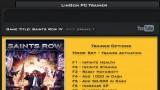 Saints Row4 Трейнер +12