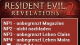 Resident Evil: Revelations2 Трейнер +9