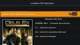 Deus Ex: The Fall Трейнер +3