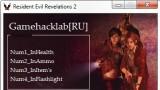 Resident Evil: Revelations2 Трейнер +4