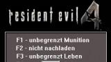 Resident Evil4 Трейнер +5