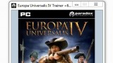 Europa Universalis4 Трейнер +6