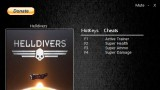 HELLDIVERS Трейнер +3