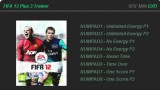 FIFA12 Трейнер +8