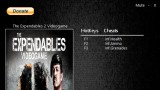 The Expendables 2: Videogame Трейнер +3