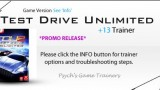 Test Drive Unlimited2 Трейнер +1