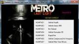 Metro: Last Light Трейнер +10