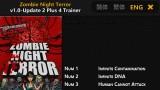 Zombie Night Terror Трейнер +4