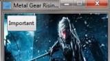 Metal Gear Rising: Revengeance Трейнер +5