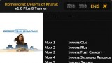 Homeworld: Deserts of Kharak Трейнер +8