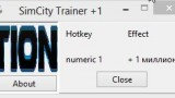 SimCity (2013) Трейнер +1
