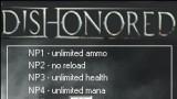 Dishonored Трейнер +8