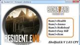 Resident Evil7 Трейнер +5