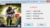 Sniper: Ghost Warrior2 Трейнер +4