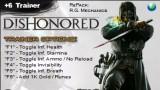 Dishonored Трейнер +6