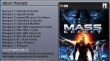 Mass Effect Трейнер +12