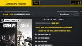 Tom Clancy's Rainbow Six Siege Трейнер +7