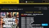 Grand Theft Auto V Трейнер +22