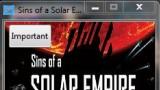 Sins of a Solar Empire: Rebellion Трейнер +8