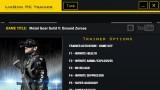 Metal Gear Solid V: Ground Zeroes Трейнер +10