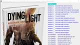 Dying Light Трейнер +30