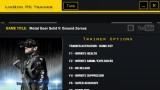 Metal Gear Solid V: Ground Zeroes Трейнер +13
