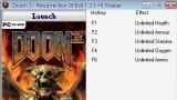 Doom3 Трейнер +5