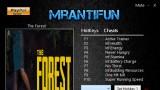 The Forest Трейнер +10