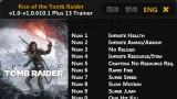 Rise of the Tomb Raider Трейнер +13