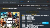 Grand Theft Auto V Трейнер +24