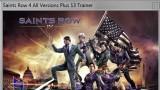 Saints Row4 Трейнер +13