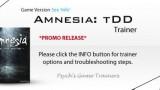 Amnesia: The Dark Descent Трейнер +8