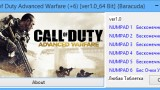 Call of Duty: Advanced Warfare Трейнер +6