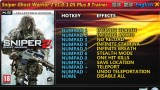 Sniper: Ghost Warrior2 Трейнер +8