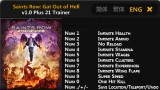 Saints Row: Gat Out of Hell Трейнер +21