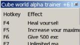 Cube World Трейнер +6