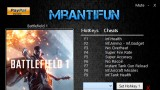 Battlefield1 Трейнер+9