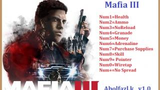 mafia 3 чит коды ps4