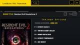 Resident Evil: Revelations2 Трейнер +11