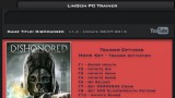 Dishonored: The Brigmore Witches Трейнер +20