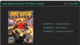 Duke Nukem Forever Трейнер +3