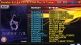 Game Trainers: Resident Evil 6 14 Trainer FLiNG