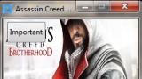 Assassin's Creed: Brotherhood Трейнер +8