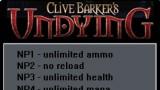 Clive Barker's Undying Трейнер +4