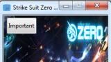 Strike Suit Zero Трейнер +5